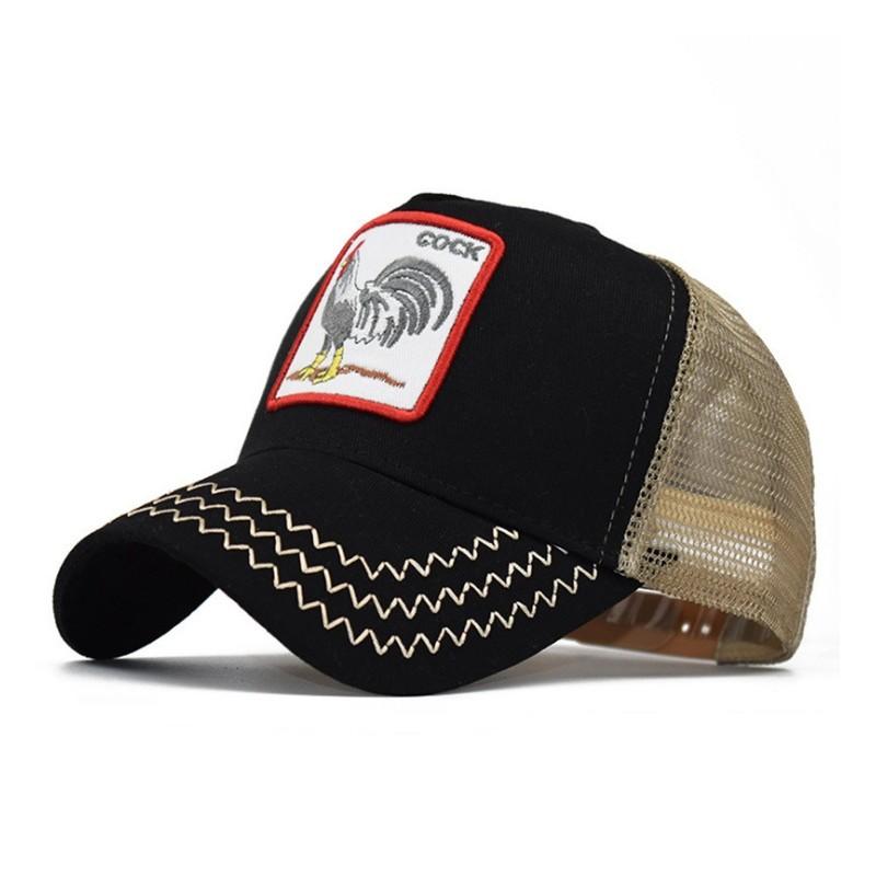 Czapka z daszkiem baseball cap z siatką CZ20WZ3