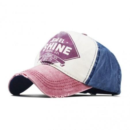 Czapka z daszkiem baseball cap CZ24