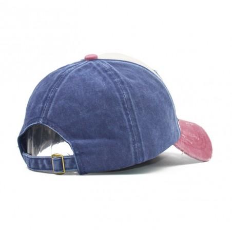 Czapka z daszkiem baseball cap CZ25WZ1