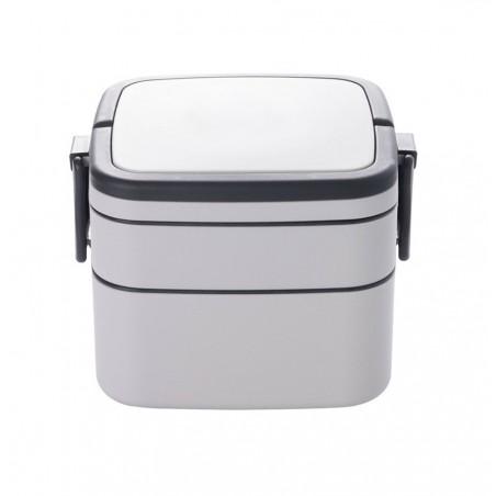 Pojemnik do przenoszenia żywności LUNCH BOX piętrowy 1000ml OR67WZ3