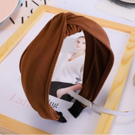 Opaska do włosów turbanka O360WZ3