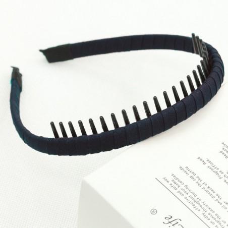 Grundlegendes dünnes schwarzes Haarband O373CZ