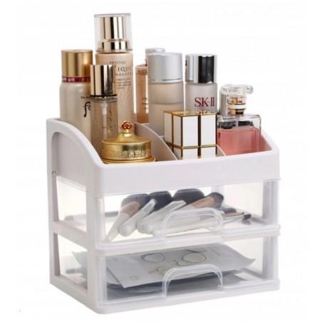 Organizer z szufladką, szkatułka na kosmetyki CB13