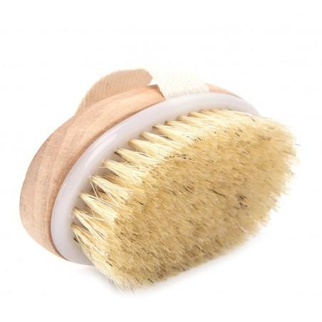 Szczotka do mycia i masażu na sucho i mokro SZ01SZCZOTKA
