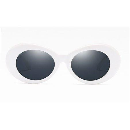 Okulary przeciwsłoneczne białe OK145WZ2