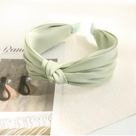 Opaska turban z materiału O391WZ3