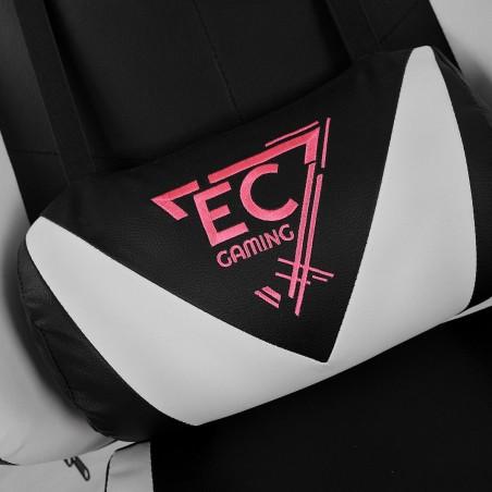 copy of Fotel gamingowy obrotowy z podnóżkiem EC GAMING KO02CZR