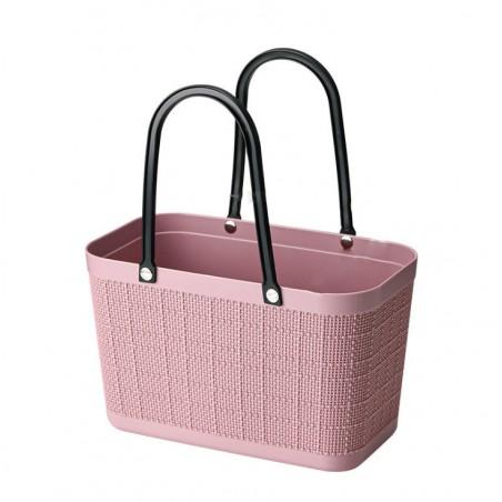 Torebka koszyk zakupowy letni róż ORM03R