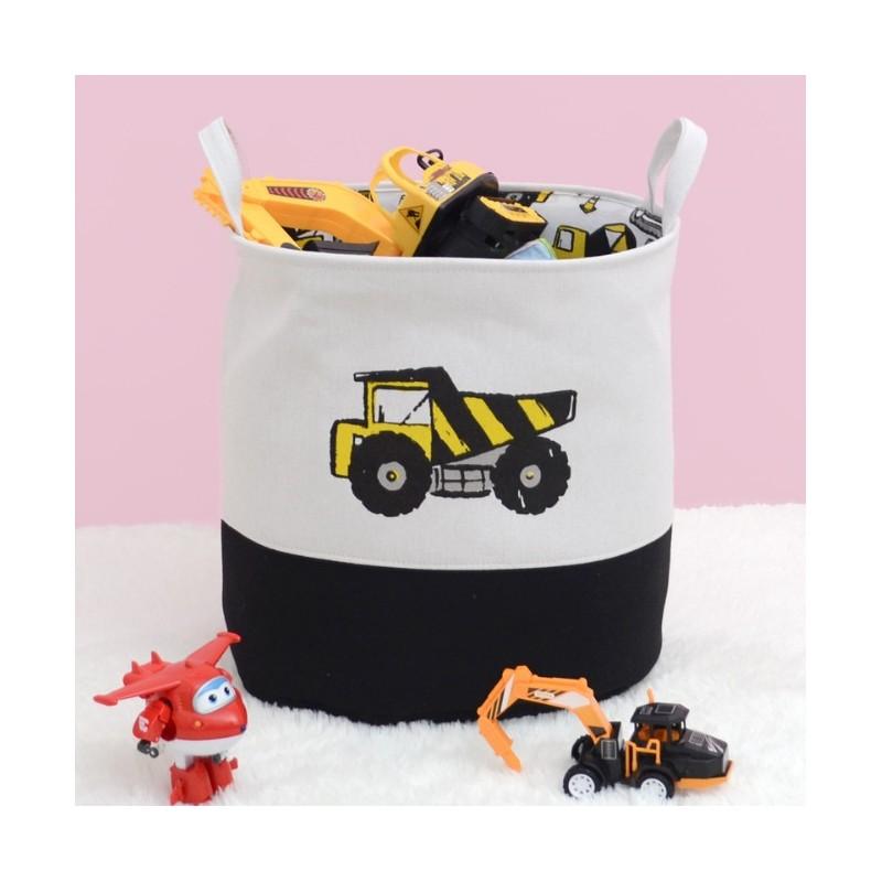 Pojemnik na zabawki, kosz, worek na pranie ciężarówka OR30WZ7