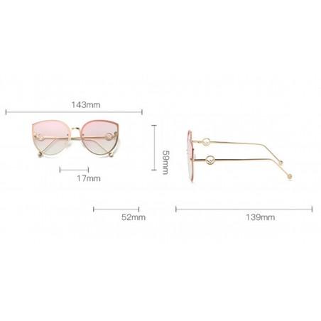 Okulary przeciwsłoneczne elegant OK240WZ1