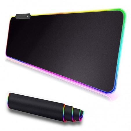 Podkładka pod mysz gamingowa LED 80x30 cm MP03