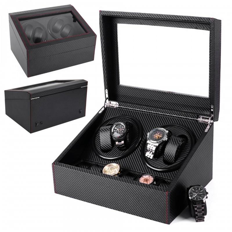 Rotomat na zegarek automatyczny, szkatułka gablotka PD105
