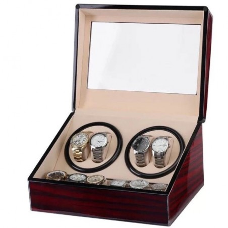 Rotomat na zegarek automatyczny, szkatułka gablotka PD113