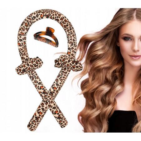 Lokówka do kręcenia włosów loków wałek papiloty WDK01PAN