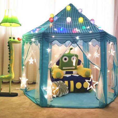 Namiot dziecięcy, do zabawy, baldachim składany BAL7N