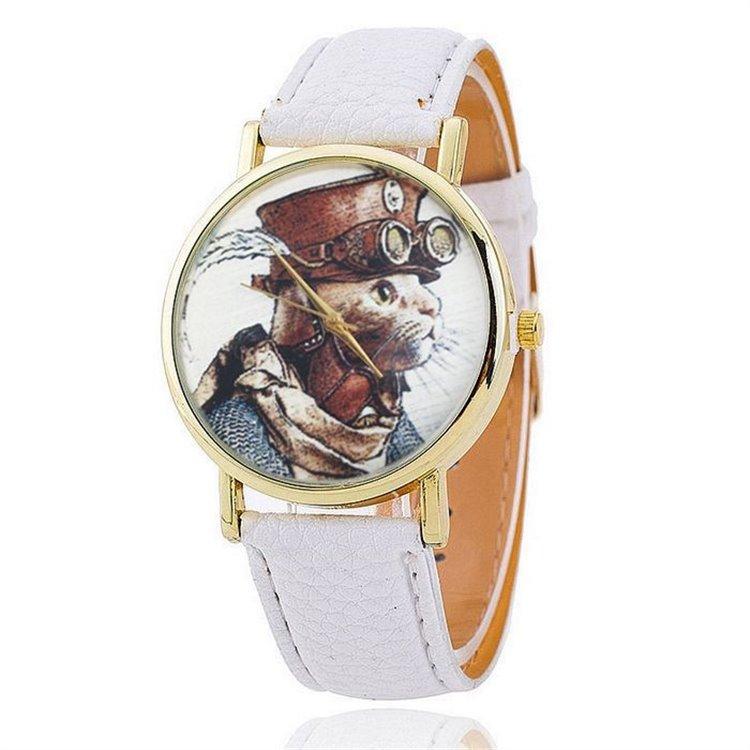 Zegarek Kot Pirat Biel Z25