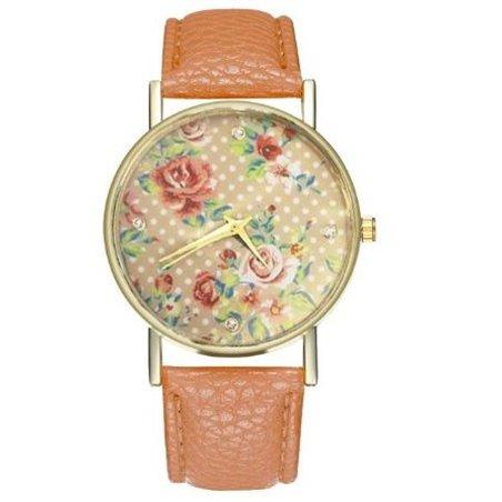 Zegarek damski Z195K Karmel