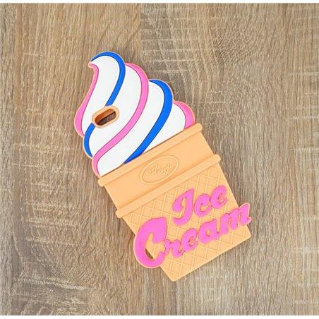Etui na telefon Case Ice Cream iPhone 5s
