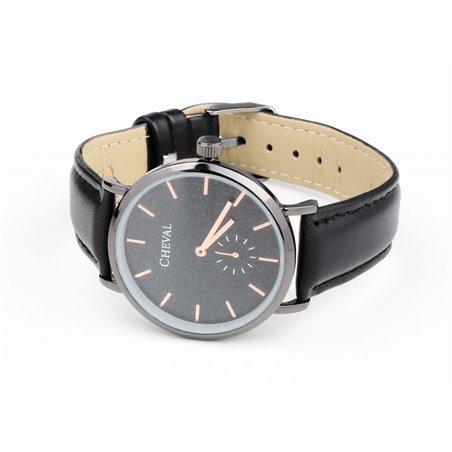 Zegarek Cheval stal mniejszy z378(1)