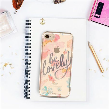ETUI NA TELEFON IPHONE 5/5S - BE LOVELY ETUI16WZ6