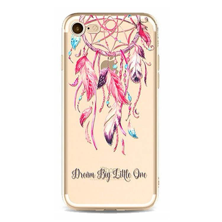 ETUI NA TELEFON IPHONE 5/5S - DREAM BIG LITTLE ONE ETUI16WZ15