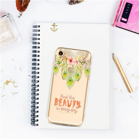 ETUI NA TELEFON IPHONE 5/5S - FIND THE BEAUTY IN EVERYDAY ETUI16WZ17