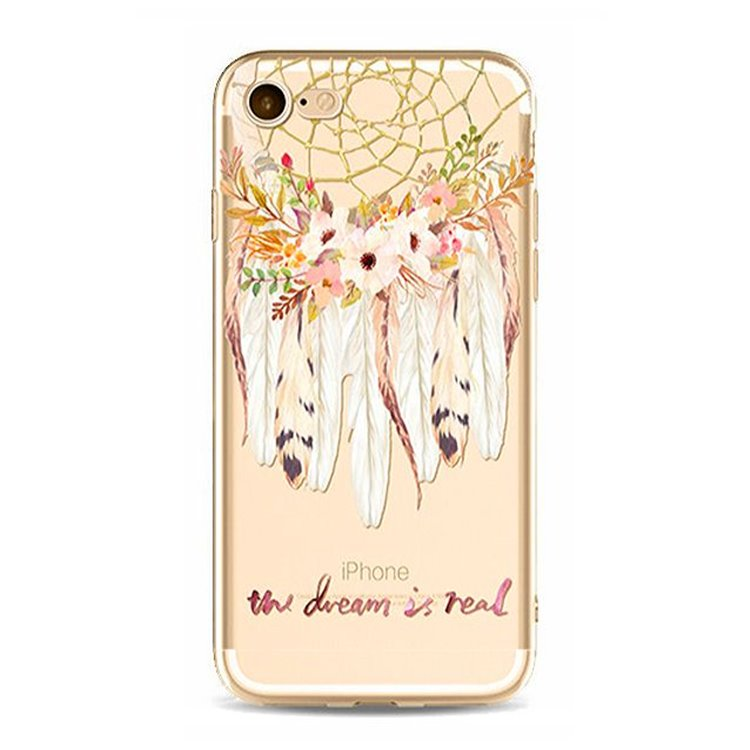 ETUI NA TELEFON IPHONE 5/5S - THE DREAM IS REAL ETUI16WZ19