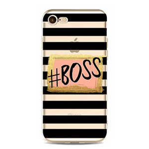 ETUI NA TELEFON IPHONE 6/6S - #BOSS ETUI17WZ8