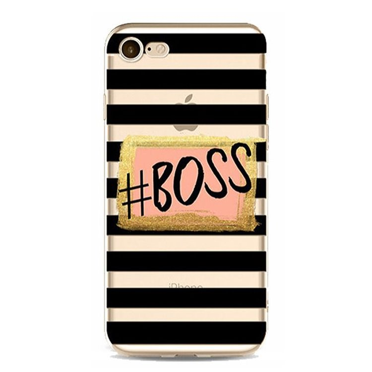ETUI NA TELEFON IPHONE 6/6S - BOSS ETUI17WZ8