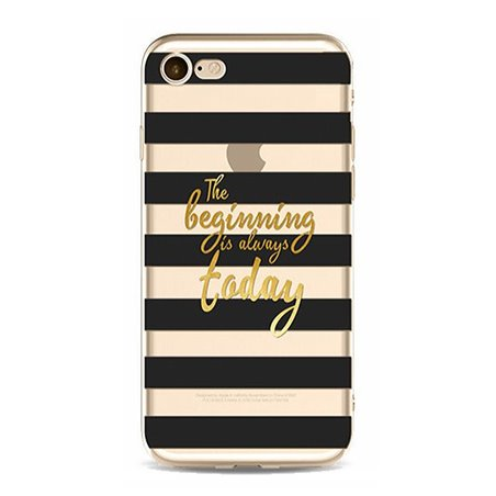 ETUI NA TELEFON IPHONE 6/6S - THE BEGINNING IS ALWAYS TODAY ETUI17WZ9