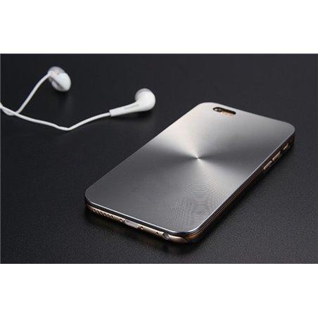 ALUMINIOWE ETUI CASE NA TELEFON IPHONE 5/5S - GRAFITOWE ETUI21