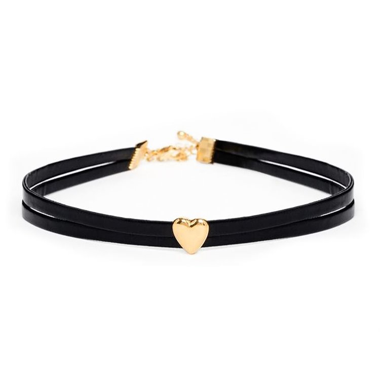 CHOKER MINI HEART - N483