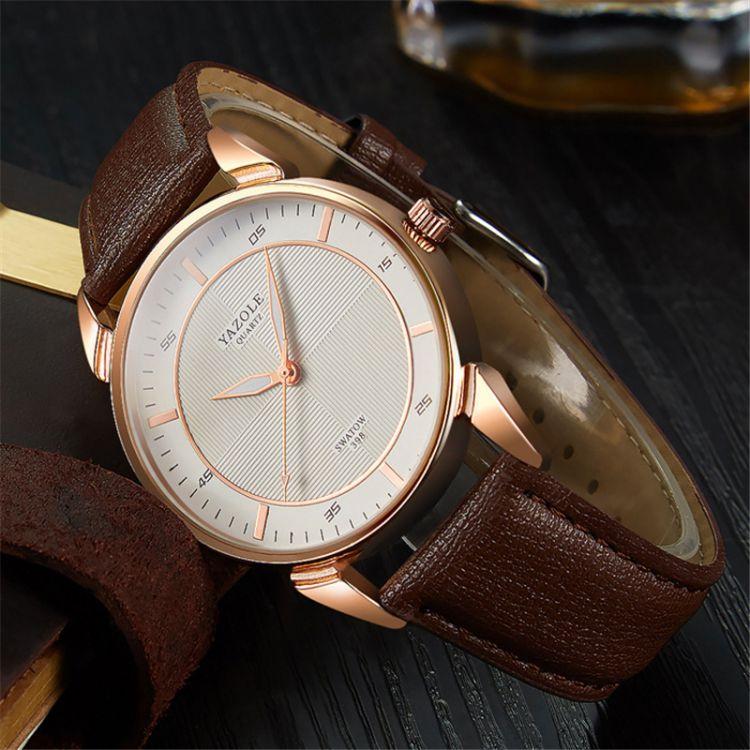 bf0d0c66471a zegarek-meski-yazole-swarow-biala-tarcza-brazowy-pasek-zm145bbr.jpg