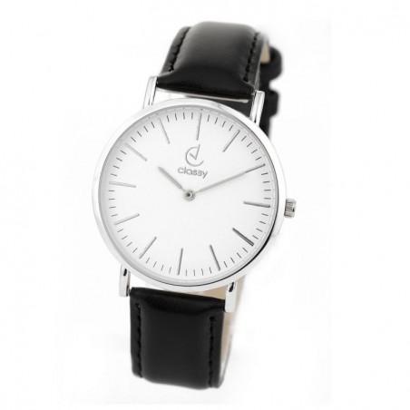Zegarek CLASSY srebro Z658CZ