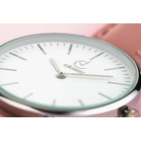 Zegarek CLASSY srebro Z658RC