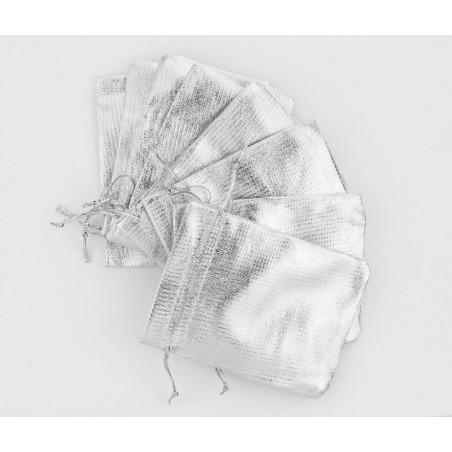 Woreczek ozdobny ze ściągaczem OPP1 7x9,5 cm