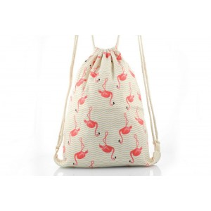 WOREK NA BUTY Flamingi PLW-01WZ1