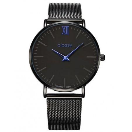 ZEGAREK CLASSY BLACK BLUE Z665