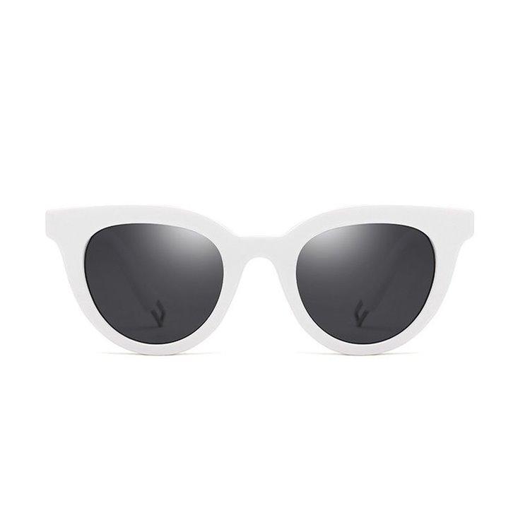Okulary przeciwsłoneczne białe ok148