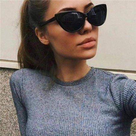 Okulary przeciwsłoneczne czarne ok149