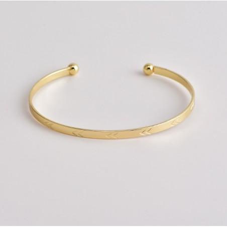 Zestaw 4w1 bransoletki złote łapacz snów obręcz B285