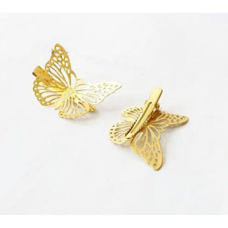 Spinka do włosów motyl SP18
