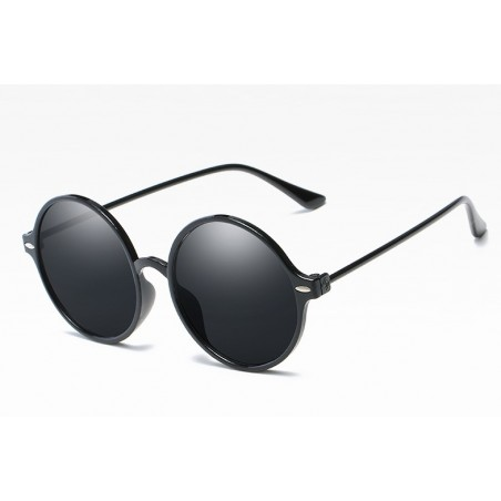 Okulary przeciwsłoneczne czarne OK168