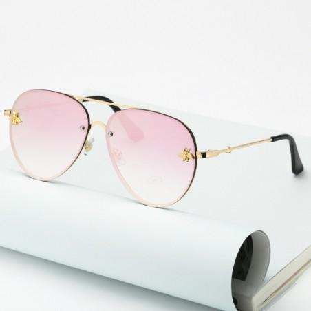 Okulary przeciwsłoneczne aviatory osa OK172WZ3