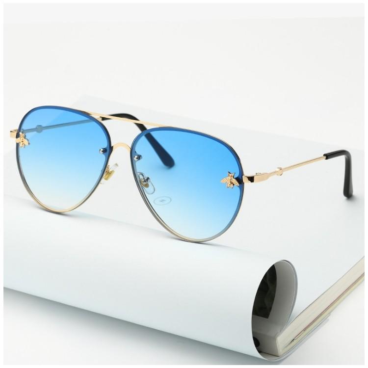Okulary przeciwsłoneczne aviatory osa OK172WZ4
