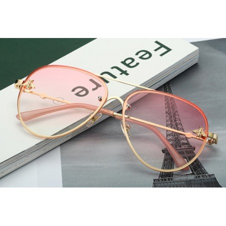 Okulary przeciwsłoneczne aviatory osa OK172WZ6