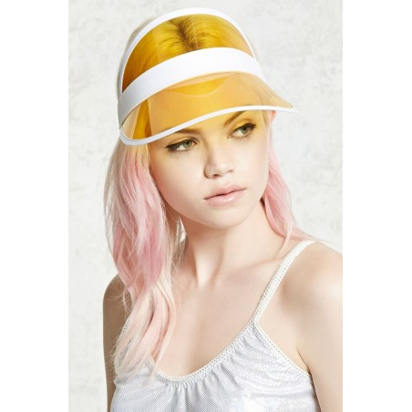 Transparent women's cap CZ10ZO