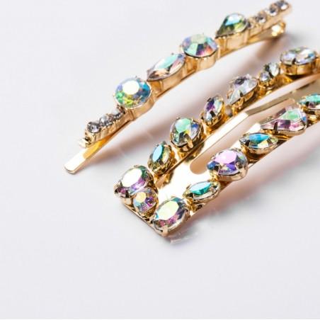 Ekskluzywny zestaw spinek opal 5w1 SP80