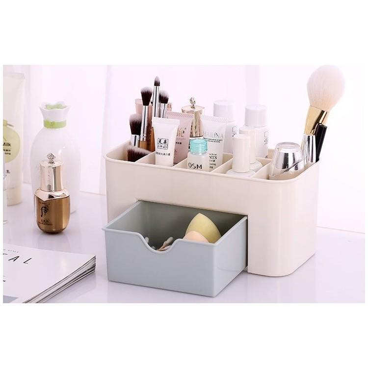 Organizer na kosmetyki, akcesoria, szkatułka, z szufladką CB06N