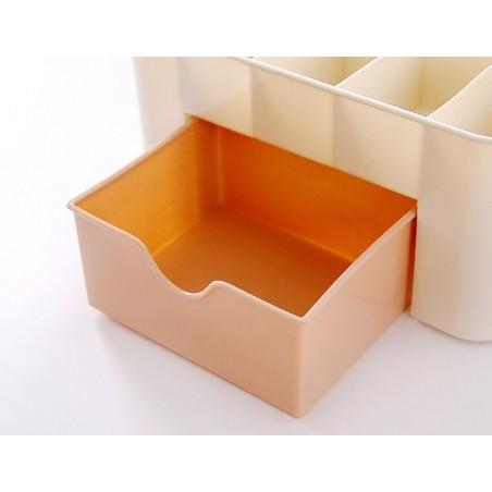 Organizer na kosmetyki, akcesoria, szkatułka, z szufladką CB06ZIE